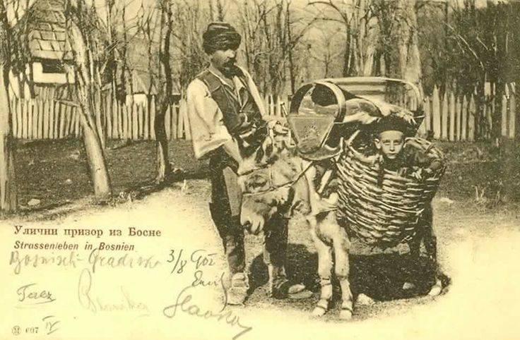 Bosznia, Osztrák- Magyar Monarchia.