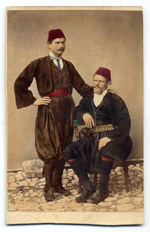 Bosnyák férfiak